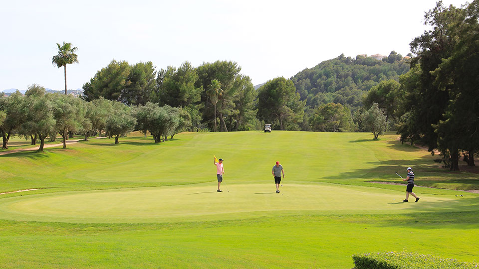 golf Jávea